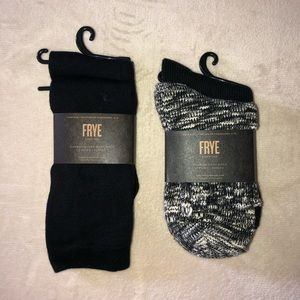 Frye Women's Boot Socks NWT